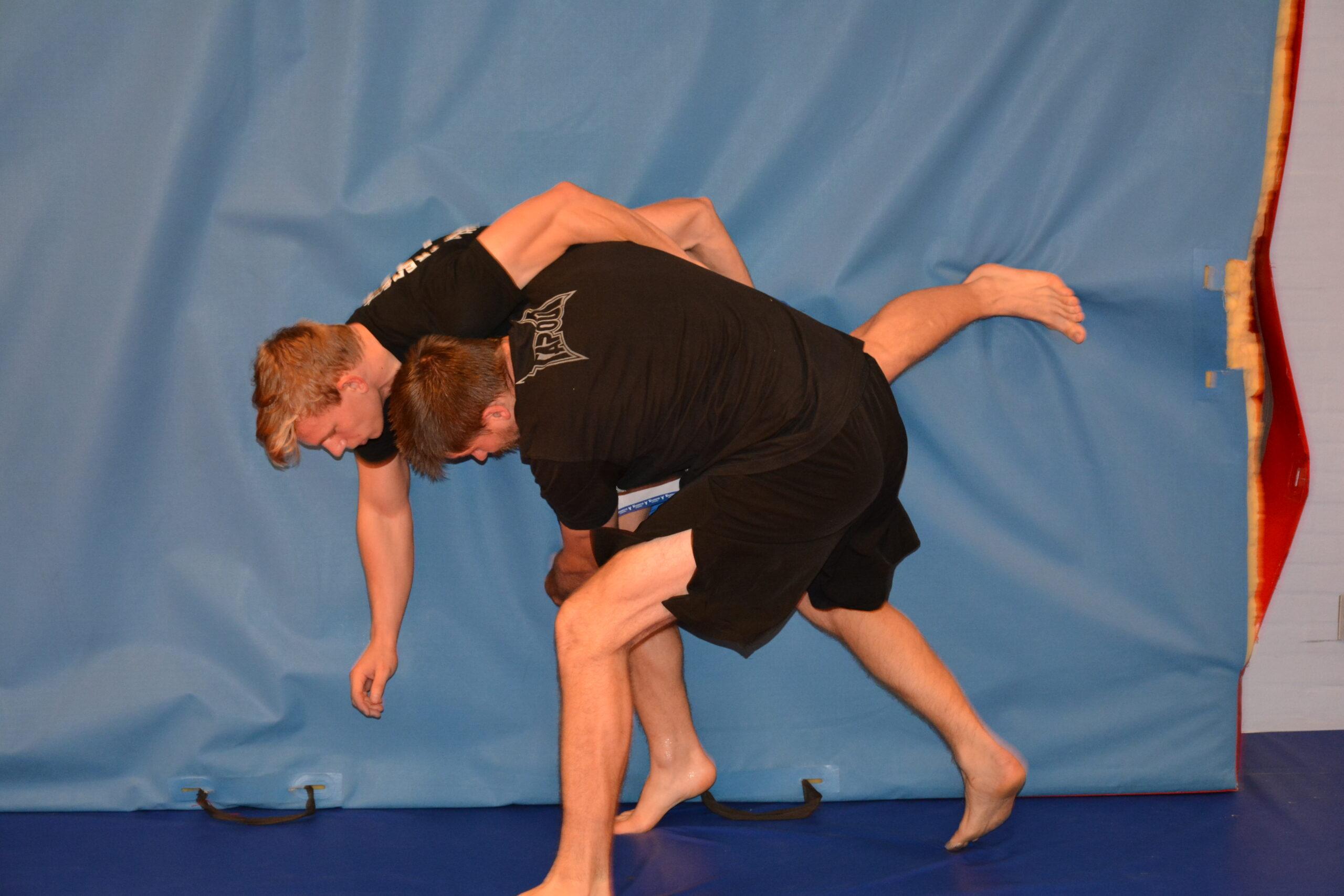 Nordsjællands MMA begynderhold